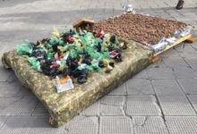 """Trani – Il comitato """"Chiudiamo la discarica"""" in piazza per l'ambiente"""