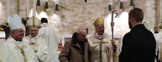 Trani – Insediamento nuovo Vescovo D'Ascenzo. Tutte le FOTO