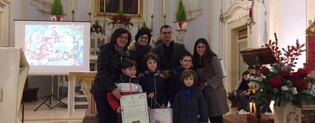 Trani – Premiazione Chiesa S.Chiara: grande successo per la tradizione natalizia tranese