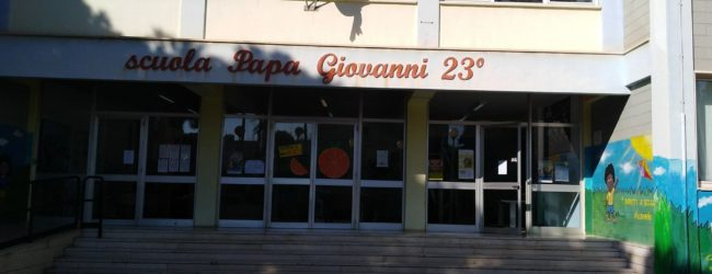Trani – Ciak si gira alla scuola Papa Giovanni