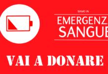 Andria – Avis: EMERGENZA SANGUE L'appello a donare