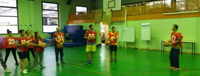 Andria – Corso di formazione per aspiranti allenatori di BASKIN