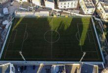 Bisceglie – Campo Di Liddo: sabato inaugurazione del manto erboso in sintetico
