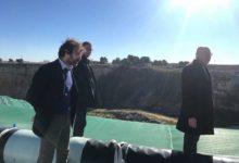 """Trani – Il sindaco Bottaro: """"Ecco la situazione della discarica"""". VIDEO"""