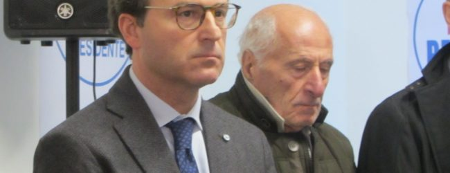 """Barletta – Amministrative. Il sen. Damiani: """"Grande vittoria con Cannito, ora avanti coesi"""""""