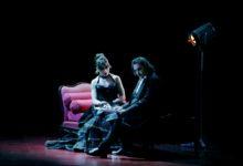 Bari – Venere in pelliccia: Sabrina Impacciatore e la sua sexy dark comedy al teatro Palazzo