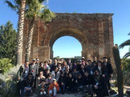 Canosa – Turisti coreani affascinati dall'immenso patrimonio archeologico canosino