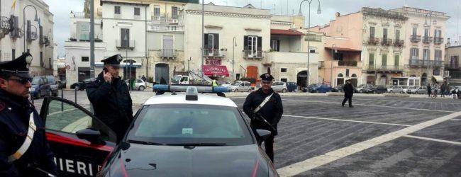 Andria – Arrestati due giovani pusher