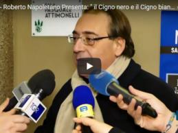 """Andria – La """"grande crisi"""" raccontata da Roberto Napoletano nel suo libro. VIDEO e PHOTOGALLERY"""