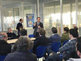 """Cerignola – Incontro all'Iposea. Damiani: """"Prioritarie le politiche per il Sud"""""""