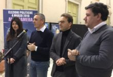 """Barletta – Presentazione dei candidati del centrodestra al Parlamento. """"Un patto territoriale con i cittadini"""""""