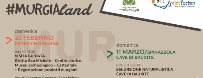 Minervino M. – Riparte il programma #MurgiaLand: domenica 25 febbraio escursione guidata