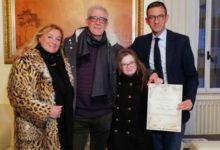 Trani – Conferita benemerenza alla campionessa paralimpica Ilaria Lenzu