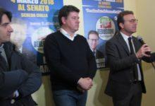 """Barletta – Tour dell'ascolto con Silvestris e Damiani. """"Noi ci mettiamo la faccia"""". Video"""