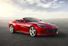 Trani – La Ferrari Portofino lunedì pomeriggio sosterà in piazza Duomo