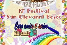 """Trani – Chiuse le iscrizioni, fervono i preparativi per il festival """"Don Bosco""""."""