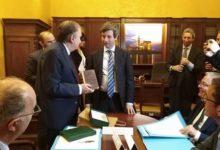 Trani- Protocollo intesa palazzo Carcano: le interviste
