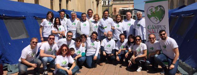Spinazzola – Torna il Campus 3S: Salute Sport Solidarietà