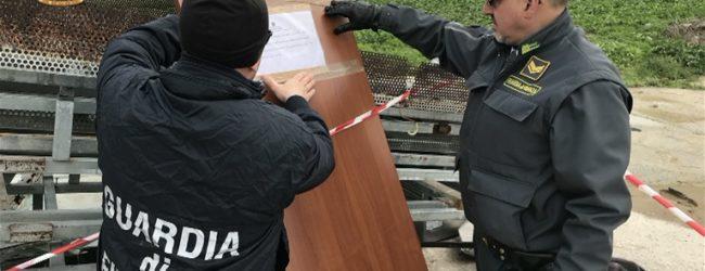 Trani – Finanza: sequestrata discarica abusiva di rifiuti speciali