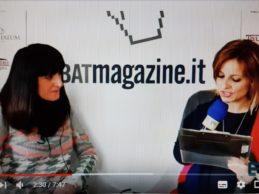 """Videointervista – Paola Lomuscio ed il suo 1° libro """"Io e la mia matita"""""""
