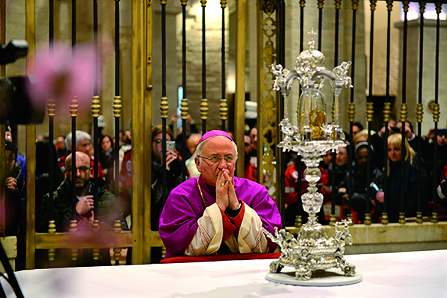Andria anniversario del prodigio della sacra spina for Lorusso arredamento andria