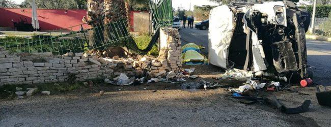 Grave incidente sulla Bisceglie-Corato: morti due fratelli biscegliesi