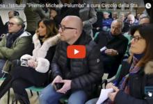 """Andria – """"I fatti, le idee, le opinioni"""": premio giornalistico in ricordo di Michele Palumbo. IL VIDEO"""