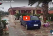 Andria – Rapine ai TIR: sequestrata villa e beni per 500 mila euro a pregiudicato. IL VIDEO