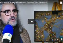 """Andria – """"United color of people"""": il ricordo di Giorgia nella mostra di Dino Sambiasi. IL VIDEO"""