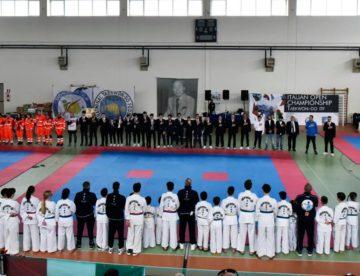 Minervino – Taekwondo: in duecento per la tappa del campionato nazionale