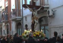 Andria – Venerdì Santo: Processione dei Misteri con la reliquia della Sacra Spina