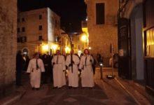 Trani – Festa della Madonna Addolorata: la via Crucis itinerante