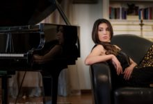 """""""Unpeaceful"""": nuovo album della musicista andriese Federica Fornabaio. IL VIDEO"""