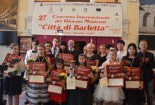 Barletta – Concorsi Musicali Internazionali: domani la presentazione per giovani musicisti