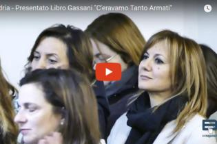 """Andria – """"C'eravamo tanto armati"""": Gian Ettore Gassani parla del suo libro. VIDEO e FOTO"""