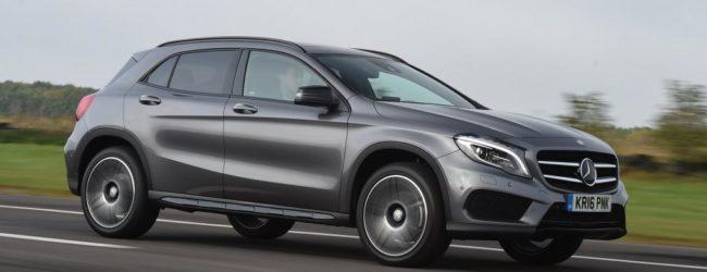 Richiamo Mercedes per rischio apertura improvvisa dell'airbag lato guida.