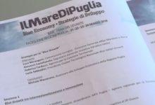 """#IlmarediPuglia: domani la seconda giornata Forum internazionale sulla """"blue economy"""""""