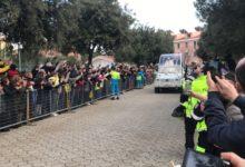 Papa Francesco a S. G. Rotondo: in campo i volontari delle Misericordie di Puglia
