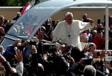 San Giovanni Rotondo – L'accoglienza di Papa Francesco. Video e Foto