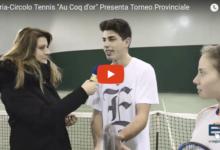 """Andria – """"Racchetta di classe"""": al via il torneo provinciale di tennis per le scuole. IL VIDEO"""