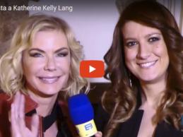 """Andria – Katherine Kelly Lang: """"Amo tutto della Puglia"""". VIDEOINTERVISTA e FOTO"""
