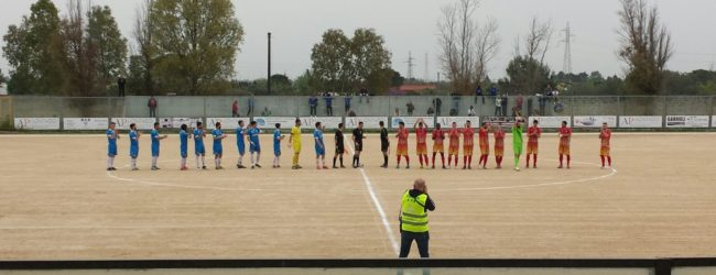 Bisceglie – Unione Calcio: ad Aradeo sconfitta che la condanna ai playout