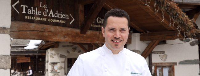 """Svizzera – L'andriese Sebastiano Lombardi è il nuovo Chef de """"Le Chalet d'Adrien""""a Verbier"""