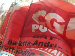 Andria – Elezioni Rsu: confermati i tre seggi per la Cgil