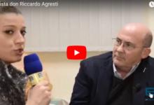 """Andria – Minacce, Don Riccardo Agresti: """"Prendetevi cura di me come io amo voi"""". VIDEOINTERVISTA"""