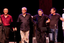 Barletta – Uomini in Frac: omaggio a Domenico Modugno al Teatro Curci