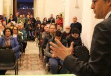 """Bisceglie – """"Un passo alla Svolta"""", grande partecipazione per Angarano sindaco"""
