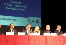 """Barletta – Nuovo Codice della Protezione civile. Borrelli: """"Insegnamento nelle scuole"""""""