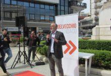 """Barletta – Conferenza stampa del Dott. Delvecchio, candidato sindaco del PD. """"Oggi rinasciamo"""". Video"""
