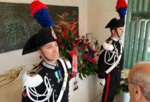 Bisceglie – Cermonia di commemorazione per il maresciallo Carlo Di Trizio